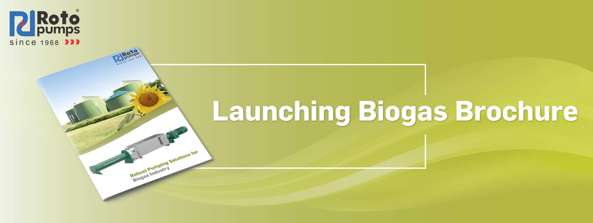 Biogas brochure launch